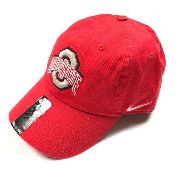 595fcd816d2 NWT Nike Ohio State University OSU Dad Hat Unisex